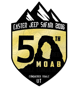 Easter Jeep Safari 2016