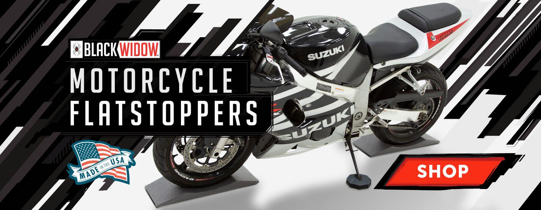 Shop Motorcycle FlatStoppers
