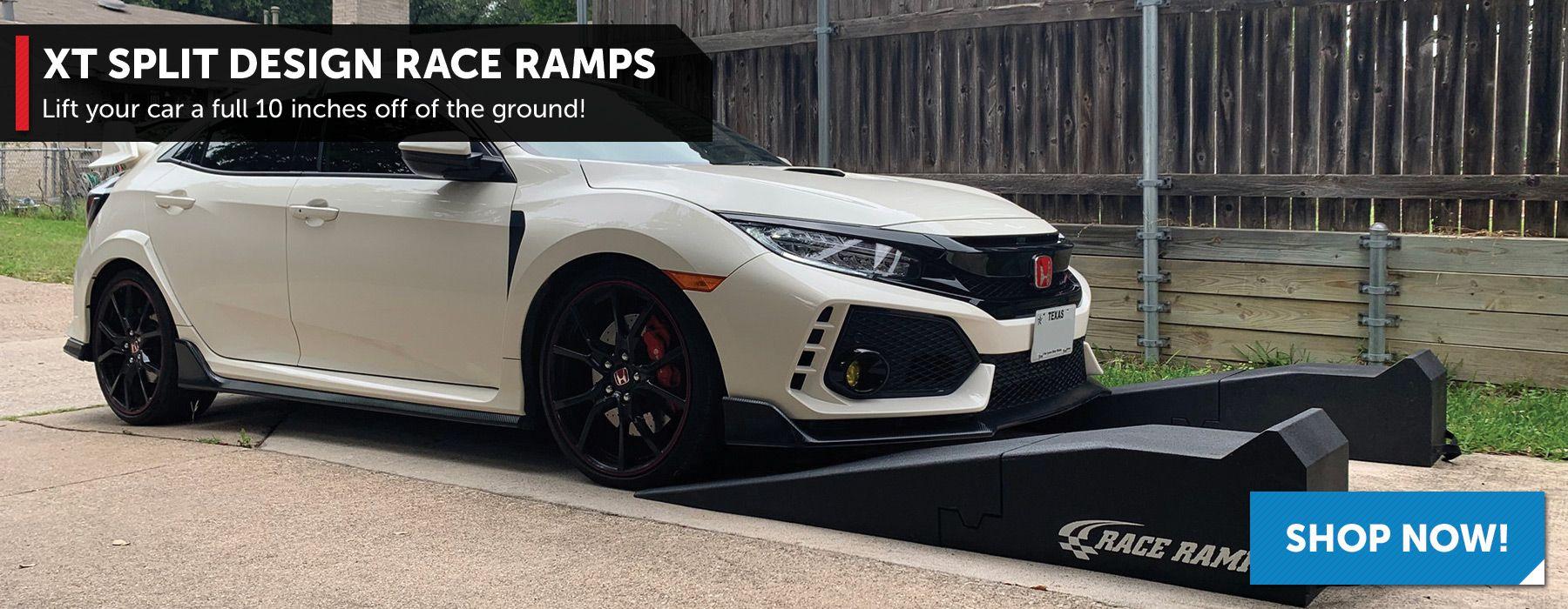 Shop XT Race Ramps