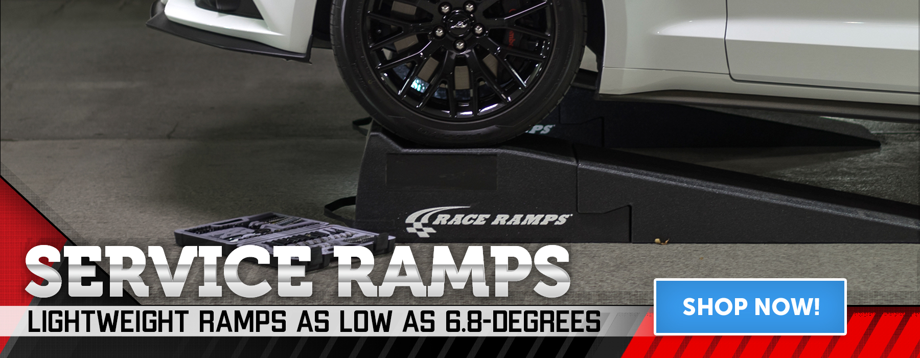 Shop all Service Race Ramps