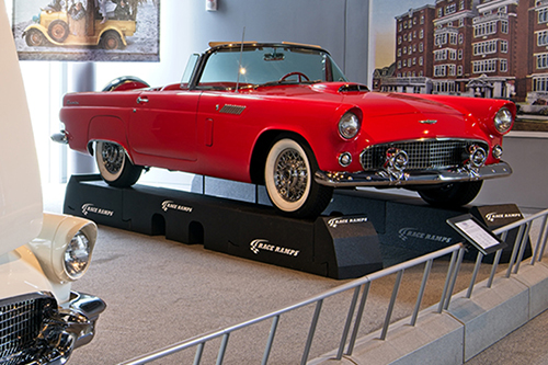 Card image cap for Customer Spotlight: America on Wheels Museum