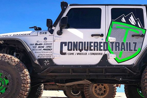 Card image cap for Conquered Trailz