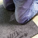 BT-TMAT Water and Stain-Resistant Tow Mat