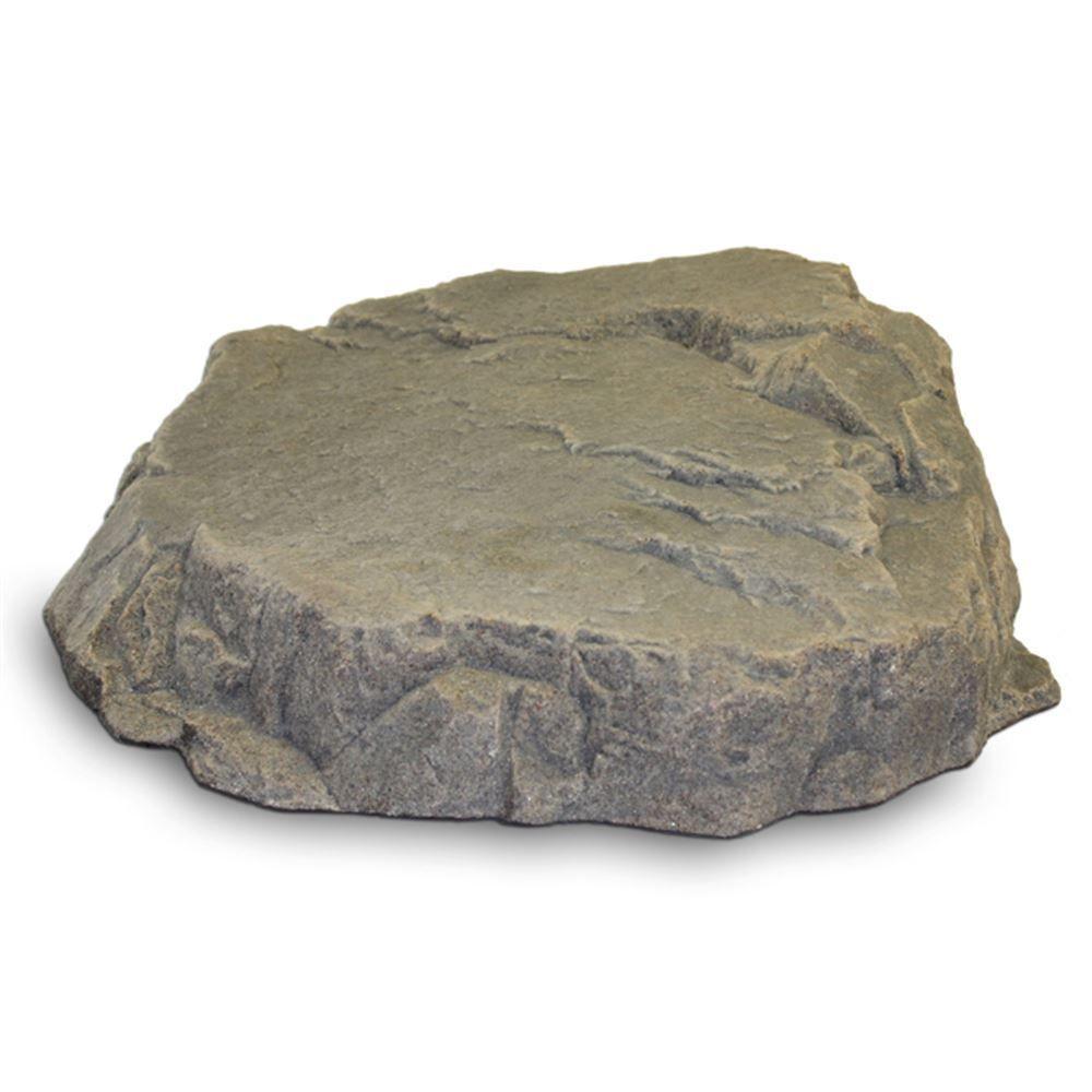 RR-ROCK-6-FS 6 H Show Rock - Fieldstone Gray