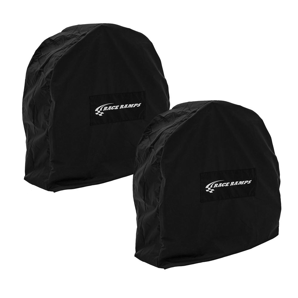 RR-TC-2 33 Diameter Tire Covers for Wrap Protection or Storage - Pack of 2