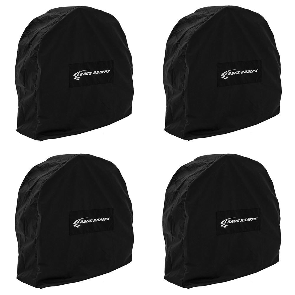RR-TC-4 33 Diameter Tire Covers for Wrap Protection or Storage - Pack of 4