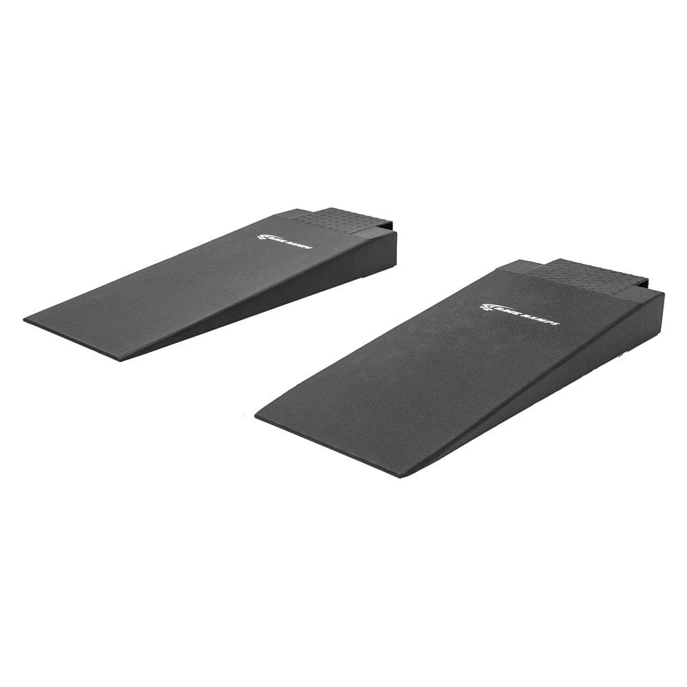 RR-RACK-HN20-5 5 H Hook Nose Extra Wide Rack Ramp - 64 Degree Approach Angle