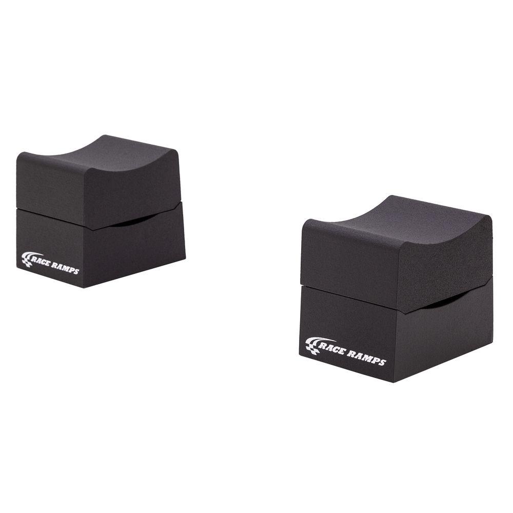 RR-WC-12-2 12 Two-Piece Multi-Purpose Wheel Cribs - 1500 Lbs Capacity