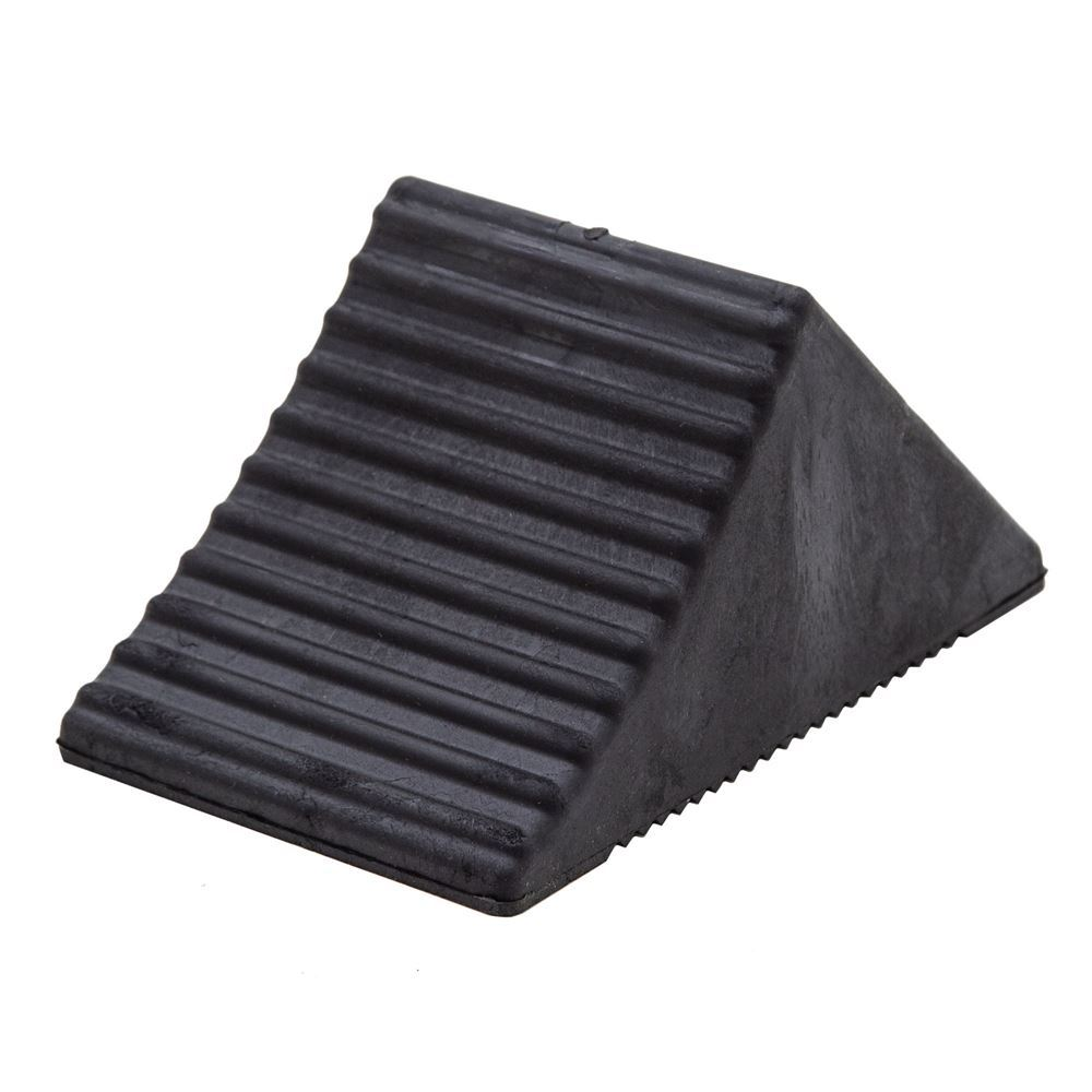 wheel-chock Rubber Wheel Chock with Extra Grip Bottom
